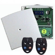 Radio key and receiver kit