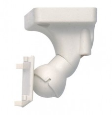 Security detector swivel bracket