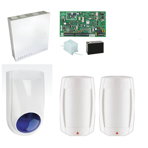 paradox-sp6000-alarm-kit-no-keypad